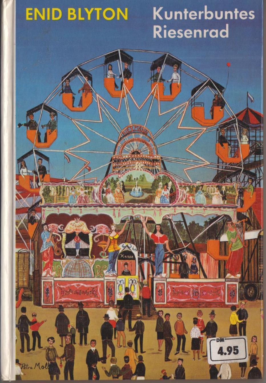 2 Bcher Die Von Blyton Zvab Enid Mystery Of The Vanished Prince Kunterbuntes Riesenrad Mit Vielen Bildern Zum Ausmalen