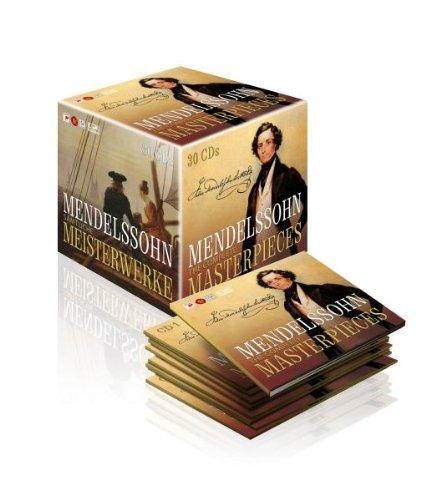 Felix Mendelssohn: Sämtliche Meisterwerke. Limited Edition. 30: Felix Mendelssohn Bartholdy: