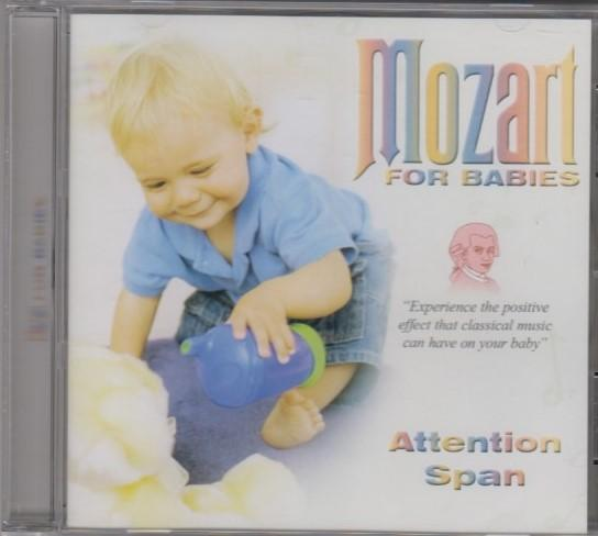 Mozart For Babies. Attention Span. Pierre Vangelis,: W. A. Mozart: