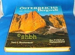 ÖsterreichsBergwelt.: Löbl, Robert (Fotos),