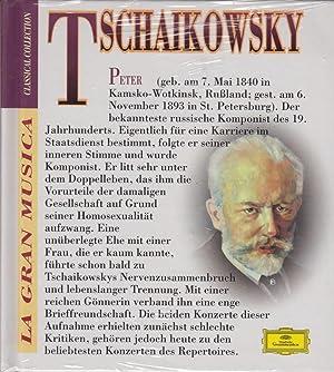 Tschaikowsky: Konzert für Klavier und Orchester Nr.