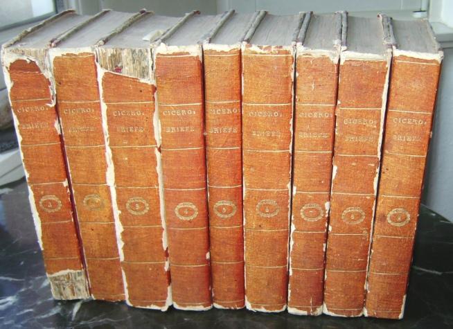 Briefe Von Cicero : Cicero briefe wieland zvab