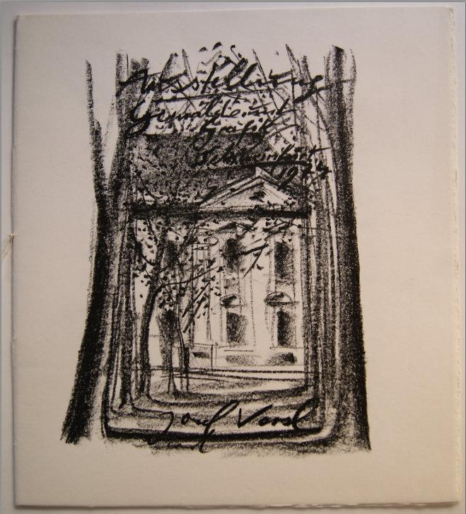 Ausstellung: Gemälde und Graphik, Schweinfurt 1974. 4: Versl, Josef.