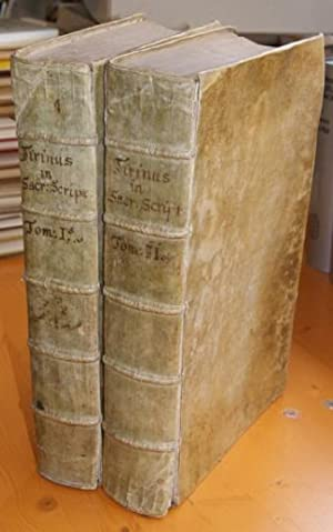 R. P. Jacobi Tirini Antverpiani, e societate: Tirinus, Jacob (1580
