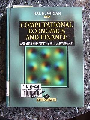 Computational economics and finance : modeling and: Varian, Hal R.