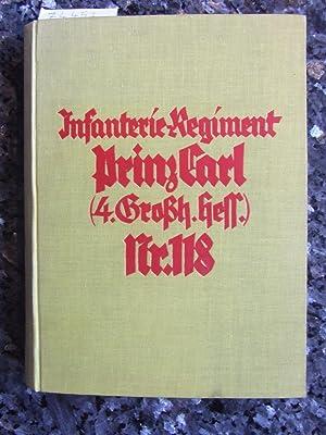 Geschichte des Infanterie-Regiments Prinz Carl, (4. Großh.: Freund, Hans (Hrsg.),