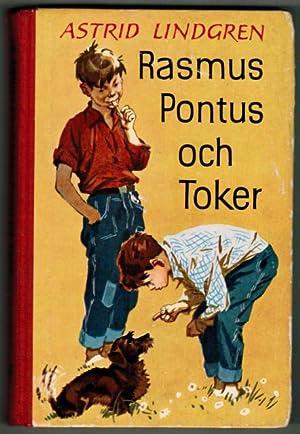 Rasmus, Pontus och Toker.: Lindgren, Astrid.