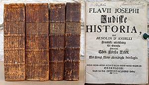 Flavii Josephi Judiske historia, utaf Arnold d: Flavius, Joseph.