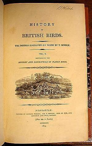 History of British Birds.: Bewick, Thomas (ill.).
