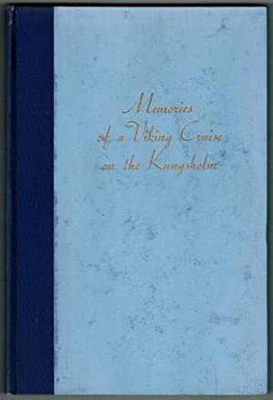 Memoires of the Kungsholm Cruise to the North Cape, Russia and Land of the Vikings 1934.: M/S ...