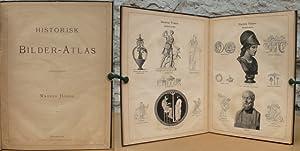 Historisk bilder-atlas.: Höjer, Magnus.