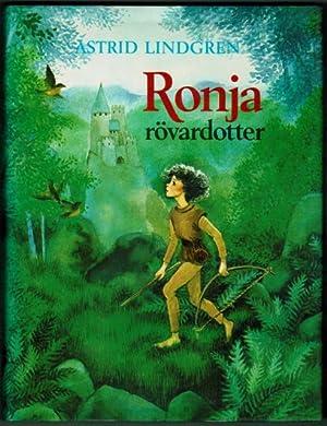 Ronja rövardotter.: Lindgren, Astrid.