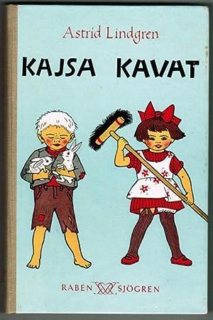 Kajsa Kavat och andra barn.: Lindgren, Astrid.