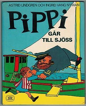 Pippi går till sjöss.: Lindgren, Astrid. /