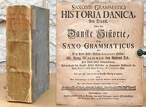 Saxonis Grammatici Historia Danica, Paa Dansk.: Grammaticus, Saxo.