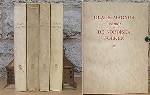 Historia om de nordiska folken I-IV.: Magnus, Olaus.