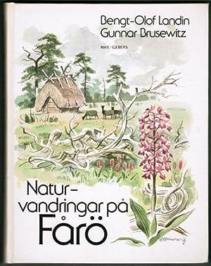 Naturvandringar på Fårö.: Landin, Bengt-Olof (text).