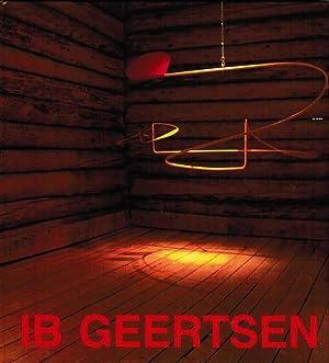 Ib Geertsen. Linje, form og farve i: Geertsen, Ib.