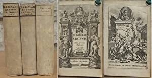Jo. Barclaii Argenis, Nunc primum illus. [with]: Barclay, John.