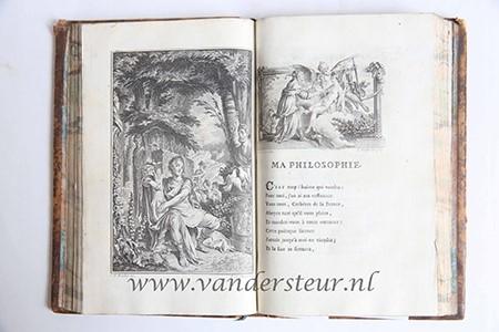 Lettres d une chanoinesse de Lisbonne a Melcour,: Dorat, Claude Joseph