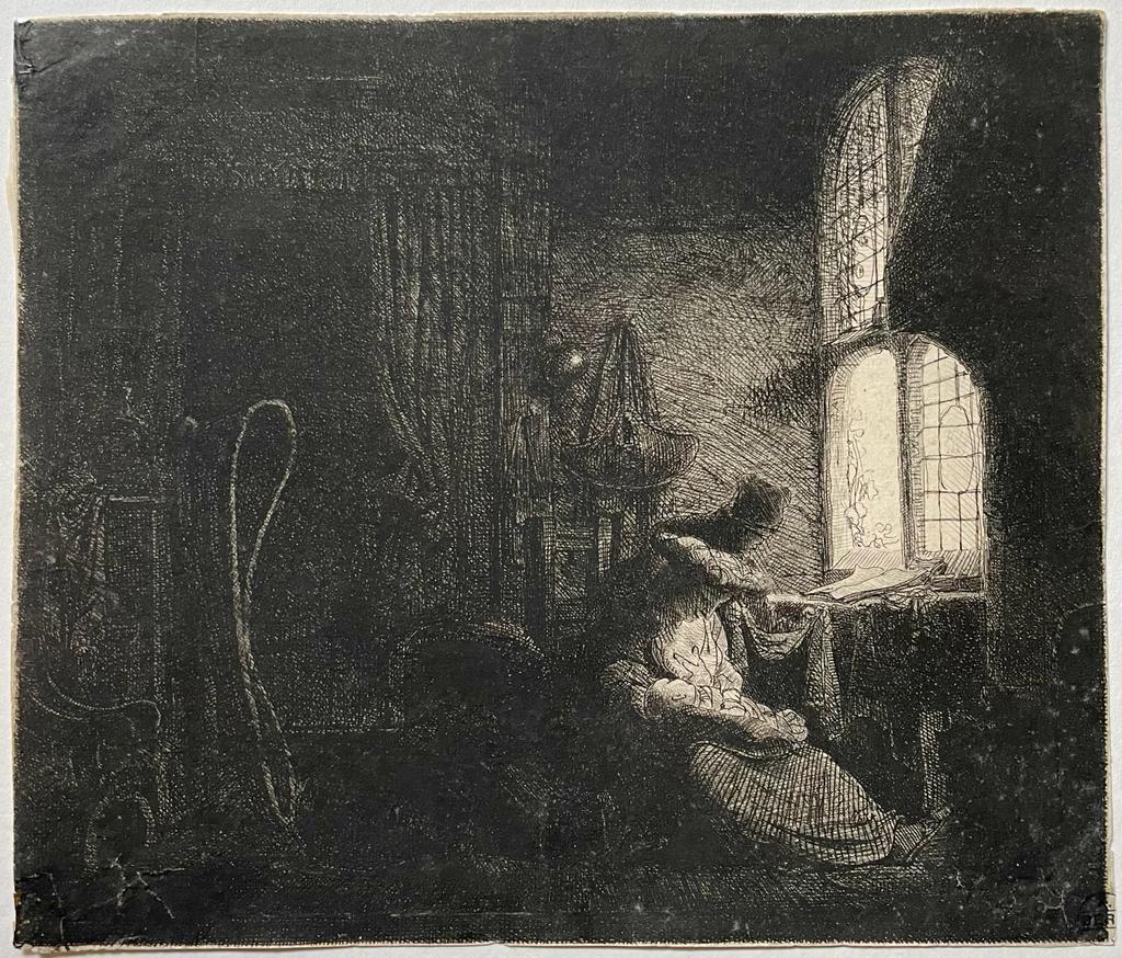 The family in the room Bol, Ferdinand (1616-1680)