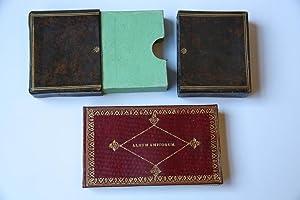 BONNET; MOLENAAR; BRAND; v.d. BROEK--- Album amicorum