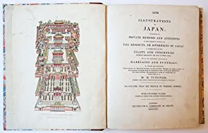 Illustrations of Japan, consisting of private memoirs: Titsingh, Isaac