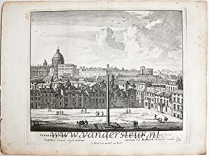 TEMPLUM D. PETRI. Views of Rome [Set title]