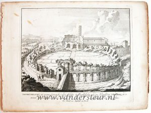 AMPHITHEATRI . Views of Rome [Set title]