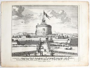 CASTELLUM S. ANGELI. Views of Rome [Set title]
