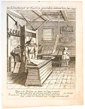 The book printer's workshop