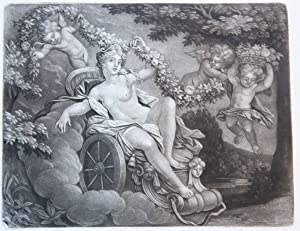Venus with putti.