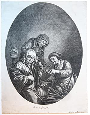 The three crones or the Dutch fates.