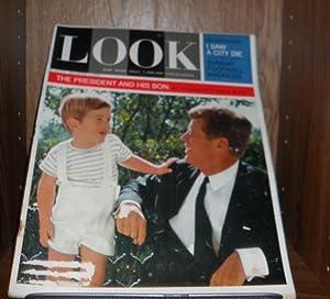 LOOK MAGAZINE DECEMBER 3 1963: LOOK