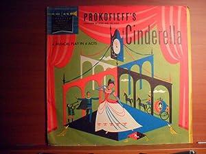PROKOFIEFF'S Cinderella A MUSICAL PLAY IN 4: MUSIC BY SERGEI