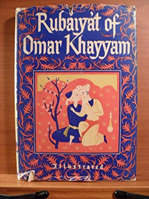 RUBAIYAT OF OMAR KHAYYAM. FIRST AND FIFTH: RENDERED INTO ENGLISH