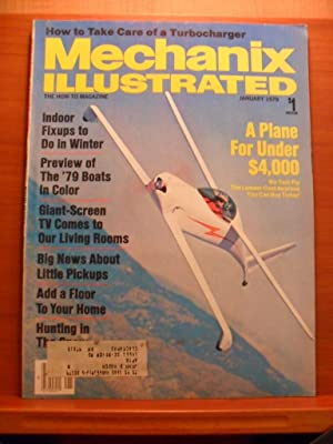Mechanix Illustrated JANUARY 1979: ROBERT G. BEASON,