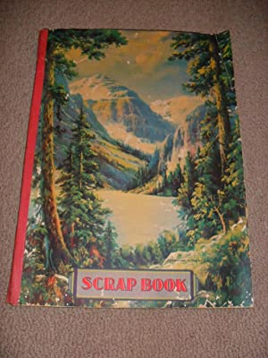 1939 ROSE FESTIVAL COURT SCRAPBOOK, Portland, Oregon