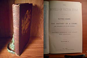 THE NOVELS OF VICTOR HUGO. NOTRE-DAME. THE: VICTOR HUGO