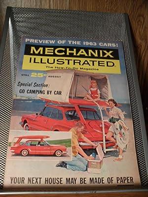 MECHANIX ILLUSTRATED AUGUST 1962: WILLIAM L. PARKER