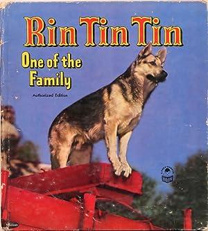 Rin Tin Tin ONE of the FAMILY: FRANK KEARNS