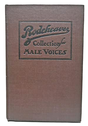 Rodeheaver Collection For Male Voices ONE HUNDRED: DR. J. B.