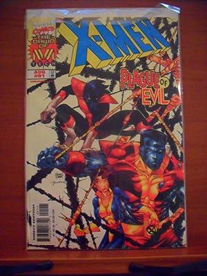X-MEN: Vol. 1, No. 91, August 1999: MARVEL