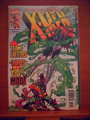 THE UNCANNY X-MEN #374: MARVEL COMICS
