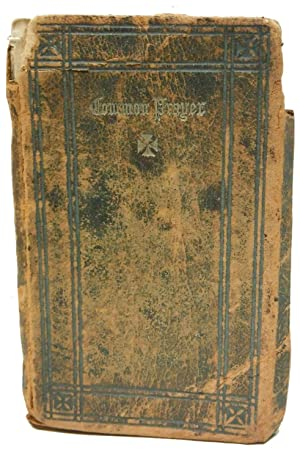THE BOOK OF COMMON PRAYER, AND ADMININSTATION: PRINTED BY G.