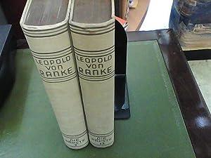 Welt Geschichte von Leopold von Ranke Die Päpste I-II 9 Bücher in 2 Bänden: von ...