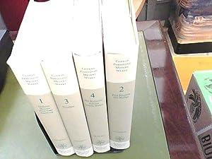 Conrad Ferdinand Meyers Werke. Band 1 - 4 zusammen: Meyer, Conrad Ferdinand und Gustav Steiner: