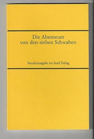 Die Abenteuer von den sieben Schwaben. Mit 10 Zeichnungen von Peter Hoffer.: Aurbacher, Ludwig: