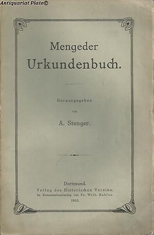 Mengeder Urkundenbuch.: Stenger, Albrecht (Pfarrer):