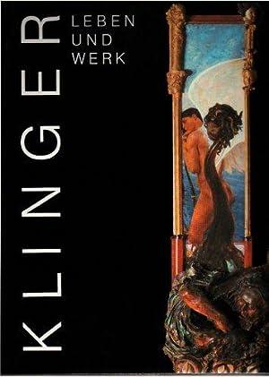 Max Klinger - Leben und Werk.: Winkler, Gerhard: